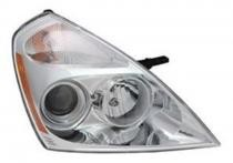 2007 - 2012 Kia Sedona Headlight Assembly - Right (Passenger)