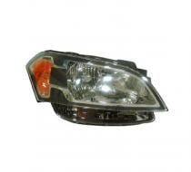2010 - 2011 Kia Soul Front Headlight Assembly Replacement Housing / Lens / Cover - Left (Driver)