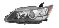 2011 - 2013 Scion tC Front Headlight Assembly Replacement Housing / Lens / Cover - Left (Driver)