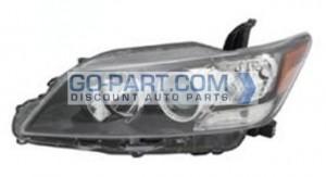 2011-2012 Scion tC Headlight Assembly - Left (Driver)