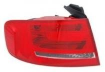 2009 - 2012 Audi A4 Rear Tail Light Assembly Replacement (For Premium Sedan) - Left (Driver)