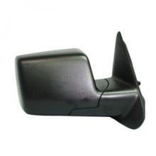 2006-2011 Ford Ranger Side View Mirror (Power / Non-Heated / Black) - Right (Passenger)