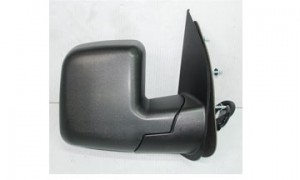 2002-2007 Ford Econoline Van Side View Mirror (with Power / with Puddle Lamp) - Right (Passenger)