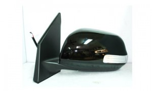 2009-2011 Toyota RAV4 Side View Mirror - Left (Driver)