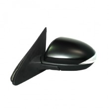 2010-2011 Mazda 3 Mazda3 Side View Mirror (Heated) - Left (Driver)