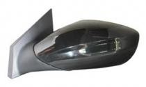 2011 - 2014 Hyundai Sonata Side View Mirror (Without Signal Lamp) - Left (Driver)