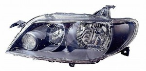 2002-2003 Mazda Protege5 Headlight Assembly - Left (Driver)