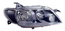 2002 - 2003 Mazda Protege5 Front Headlight Assembly Replacement Housing / Lens / Cover - Right (Passenger)