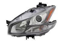 2011 - 2014 Nissan Maxima Headlight Assembly - Left (Driver)
