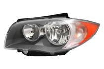 2008 - 2012 BMW 135i Front Headlight Assembly Replacement Housing / Lens / Cover - Right (Passenger)