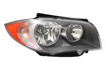 2008 - 2012 BMW 135i Headlight Assembly - Left (Driver)