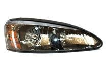 2004 - 2008 Pontiac Grand Prix Headlight Assembly - Right (Passenger)