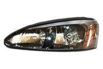 2004 - 2008 Pontiac Grand Prix Headlight Assembly - Left (Driver)