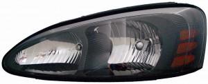2004-2008 Pontiac Grand Prix Headlight Assembly - Left (Driver)