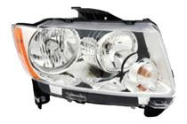 2011 - 2013 Jeep Compass Headlight Assembly - Right (Passenger)
