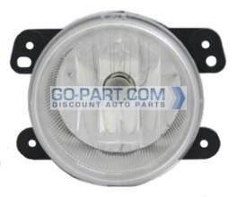 2011-2011 Dodge Charger Fog Light Lamp - Left or Right (Driver or Passenger)