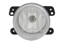 2011 - 2013 Jeep Grand Cherokee Fog Light Assembly Replacement Housing / Lens / Cover - Left or Right (Driver or Passenger)