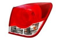 2011 - 2015 Chevrolet (Chevy) Cruze Rear Tail Light Assembly Replacement / Lens / Cover - Right (Passenger)