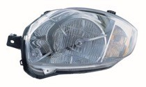 2007 - 2011 Mitsubishi Eclipse Front Headlight Assembly Replacement Housing / Lens / Cover - Left (Driver)