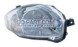 2007-2011 Mitsubishi Eclipse Headlight Assembly - Right (Passenger)