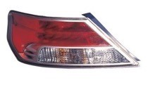 2009 - 2011 Acura TL Tail Light Rear Lamp - Left (Driver)