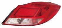 2011 - 2013 Buick Regal Rear Tail Light Assembly Replacement / Lens / Cover - Left (Driver)