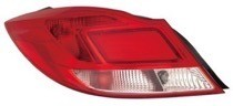 2011 - 2013 Buick Regal Tail Light Rear Lamp - Right (Passenger)