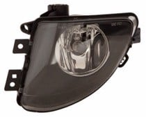 2011 BMW 528i Fog Light Assembly Replacement Housing / Lens / Cover - Left (Driver)
