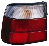 1989 - 1995 BMW 525i Tail Light Rear Lamp - Left (Driver)