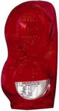 2004-2009 Dodge Durango Tail Light Rear Lamp - Left (Driver)
