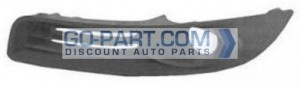 2006-2011 Chevrolet (Chevy) Impala Front Bumper Insert - Left (Driver)