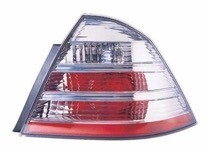 2008 - 2009 Ford Taurus Rear Tail Light Assembly Replacement / Lens / Cover - Right (Passenger)