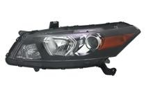 2011 - 2012 Honda Accord Headlight Assembly - Left (Driver)