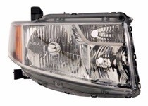 2009 - 2010 Honda Element Headlight Assembly - Right (Passenger)