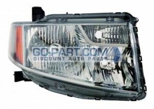 2009-2010 Honda Element Headlight Assembly - Right (Passenger)