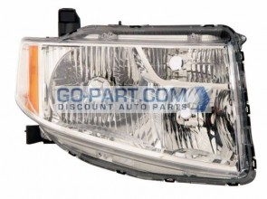 2009-2011 Honda Element Headlight Assembly - Right (Passenger)