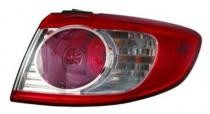 2010 - 2012 Hyundai Santa Fe Tail Light Rear Lamp - Right (Passenger)