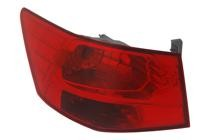 2010 - 2013 Kia Forte Rear Tail Light Assembly Replacement / Lens / Cover - Left (Driver)