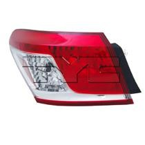 2010 - 2012 Lexus ES350 Tail Light Rear Lamp - Left (Driver)