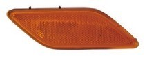 2010 - 2013 Mercedes Benz E350 Front Marker Light - Right (Passenger)