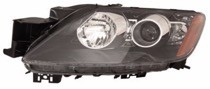 2007 Mazda CX7 Headlight Assembly Replacement for
