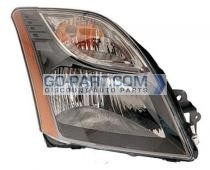 2010-2011 Nissan Sentra Headlight Assembly - Right (Passenger)