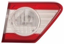 2011 - 2013 Toyota Corolla Rear Tail Light Assembly Replacement / Lens / Cover - Right (Passenger)
