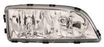 2003 - 2004 Volvo C70 Front Headlight Assembly Replacement Housing / Lens / Cover - Right (Passenger)