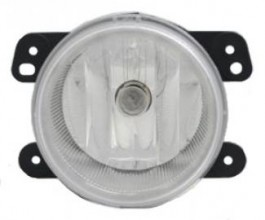 2010-2011 Jeep Wrangler Fog Light Lamp - Left or Right (Driver or Passenger)