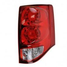 2011-2012 Dodge Caravan Tail Light Rear Lamp - Right (Passenger)