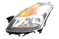 2008 - 2009 Nissan Altima Front Headlight Assembly Replacement Housing / Lens / Cover - Left (Driver)