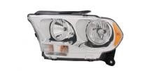 2011 - 2013 Dodge Durango Headlight Assembly - Left (Driver)