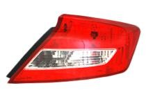 2012 - 2013 Honda Civic Tail Light Rear Lamp - Right (Passenger)