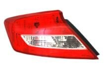 2012 - 2013 Honda Civic Rear Tail Light Assembly Replacement / Lens / Cover - Left (Driver)